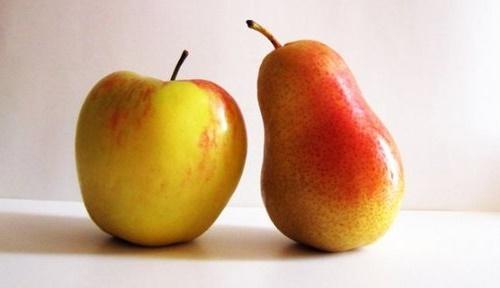 Горячий имбирный грушево-яблочный напиток