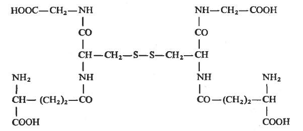 SS-Глутатион (окисленная, дисулъфидная форма)