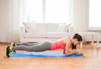 Упражнение «Планка»: секреты правильного выполнения для максимального эффекта